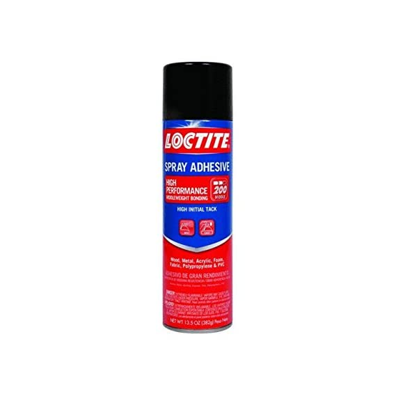 6-Pack : Henkel-Loctite 1408028 13.5oz Loctite High Performance Spray Adhesive (6-Pack)