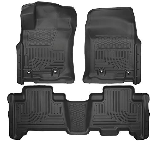 Husky Liners Front & 2nd seat Floor Liners passend