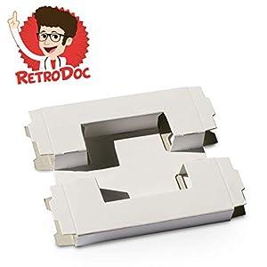10 Ersatz-Karton Inlays für Game Boy Color Classic OVP Spiele in Originalverpackung Passgenau Kartoneinleger