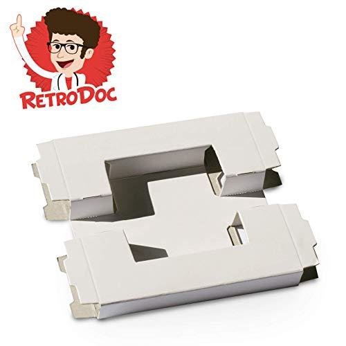 5 Ersatz-Karton Inlays für Game Boy Color Classic OVP Spiele in Originalverpackung Passgenau Kartoneinleger