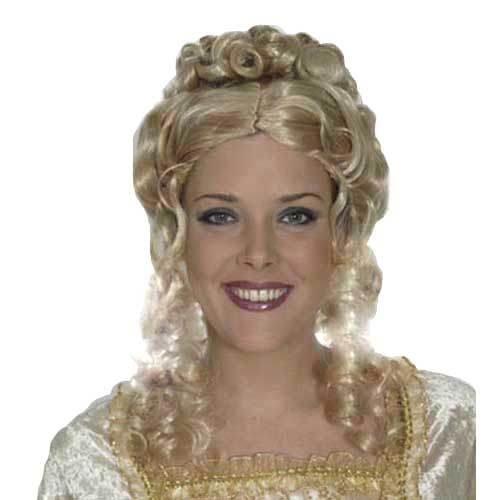 cke Sanssouci, blond (Blonde Renaissance Perücke Kostüme)
