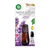 Air Wick Air Freshener Essential Oil Diffuser Refill, Lavender & Almond Blossom