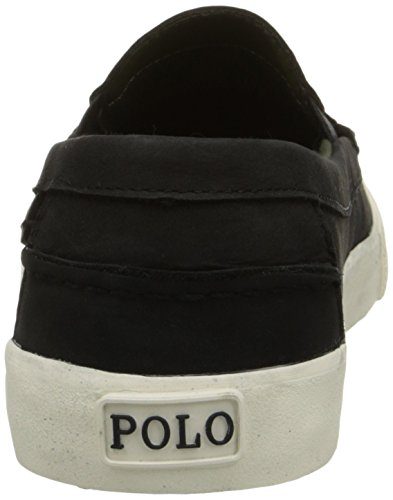 Polo Ralph Lauren Trentham Slip-on Mocassins Black