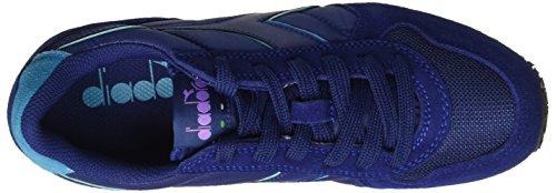 Diadora K-Run W, Sneaker Basses Femme, Gris Blu (Blu Stampa)