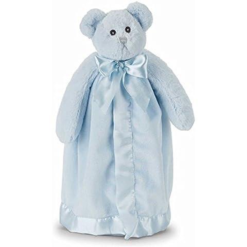 Blu orsacchiotto Abbracci e copertina Bearington da regalo–Bambino