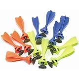 Petron - Dardos con ventosa para ballesta de juguete (12 unidades)