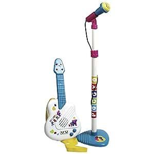 Reig - 311 - Pocoyo Ensemble Microphone Et Guitare
