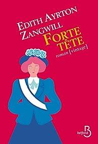 Forte tête par Edith Ayrton Zangwill