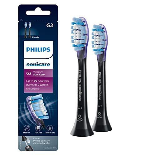 Philips Sonicare Premium Gum Care replacement toothbrush heads