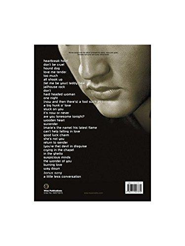 Elvis: 30 Number 1 Hits (PVG). For Pianoforte, Voce e Chitarra(con le griglie degli accordi)
