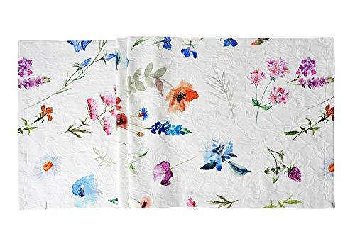 Delilah Blumen (Sander Tischläufer DELILAH, 40x100 cm)