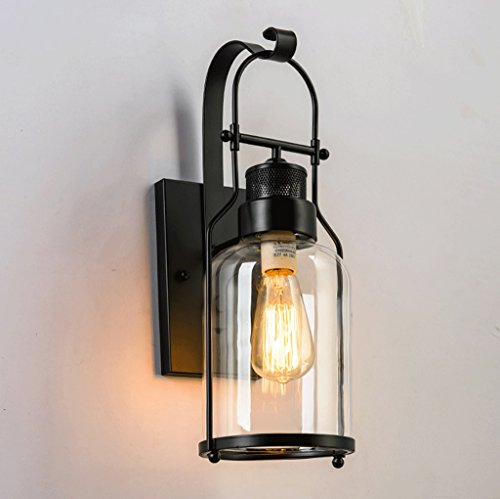 creative-rural-hallway-bedroom-bedside-glass-wall-lamp-retro-style-bar-industrial-lighting-color-bla