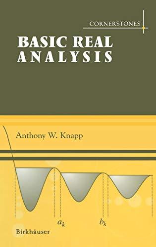 Basic Real Analysis (Cornerstones)