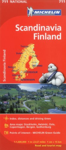 Michelin Scandanavia, Finland / Michelin Scandinavie, Finlande