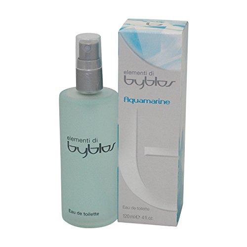 Byblos Aquamarine Von Byblos Für Damen. Eau De Toilette Spray 4.0 Oz / 120 Ml - Perfume Byblos