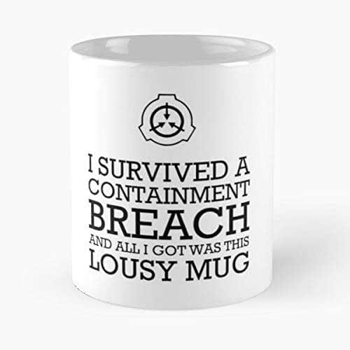 Scp Foundation Thaumiel Safe Euclid Decommissioned Dr Bright Doctor Class D Explained Bestes 11 Unze Keramik Kaffeetasse Geschenk Amazon De Handmade Level 5 ( thaumiel ). amazon de