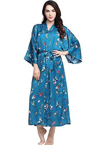 ArtiDeco Women's Kimono Dressing...