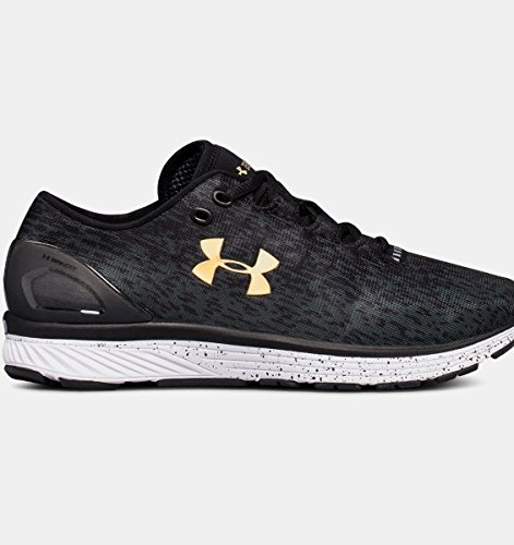 Under Armour Women's Ua W Charged Bandit 3 Ombre Training Shoes, Black/Charcoal