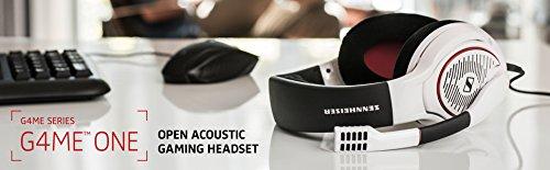 Sennheiser Game One Gaming-Headset (mit offener Akustik) weiß - 4