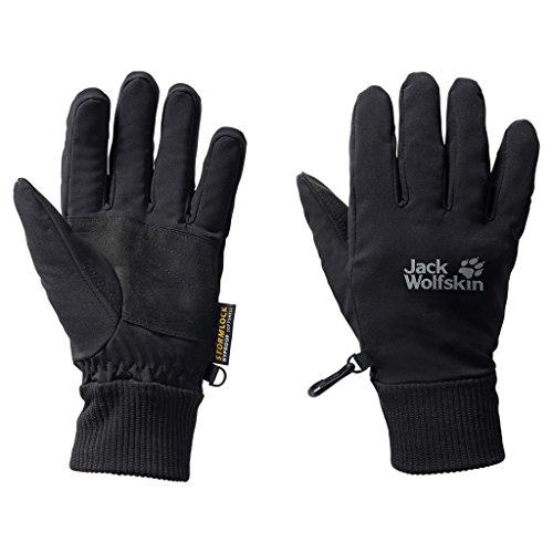 Jack Wolfskin Handschuhe Supersonic Glove, Black, L, 1901121-6000004