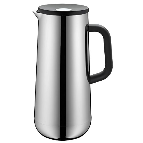 WMF Isolierkanne Thermoskanne Impulse Cromargan Edelstahl, 1,0 l, für Kaffee oder Tee...