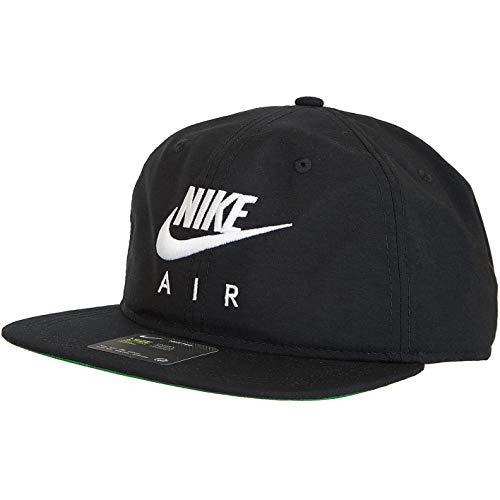 Nike Air Classic Pro Snapback Cap (one Size, Black/White) Nike Classic Cap