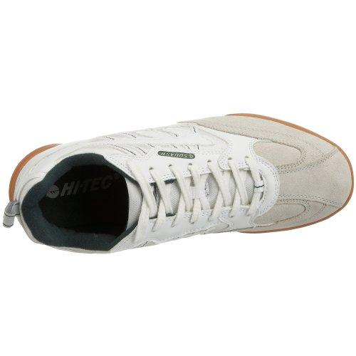 Hi Tec Zuuk W` HTO002542 Damen Outdoor Fitnessschuhe Weiß (Weiß/Grün)