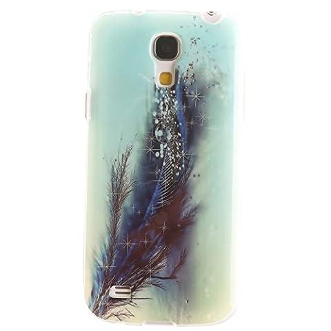 BONROY® Silikon Handy hülle für Samsung Galaxy S4 mini i9190/i9195