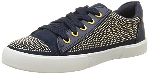 North Star 5419111, Sneaker,Donna Navy blue