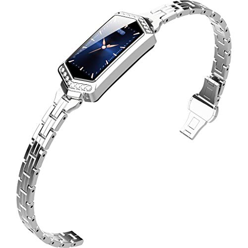 TianWlio Uhren Damen Blutdruck Herzfrequenz Sport Smart Watch Armband für Android IOS -