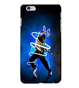 Sai APH Printed Hard Back Cover for Apple Iphone 6 Plus
