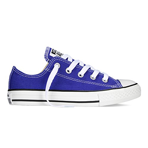 Converse Chuck Taylor All Star Wash Neon Ox, Baskets mode mixte enfant Violet