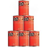 Tomatos Pelados San Marzano - 6x 260 g ATG = 1560 g neto