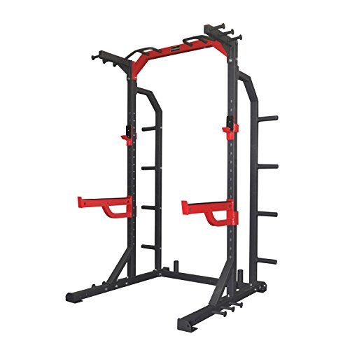 Bodymax Zenith Line CF870 Heavy Duty Commercial Half Rack