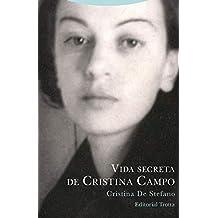 Vida secreta de Cristina Campo (Tiempo Recobrado)