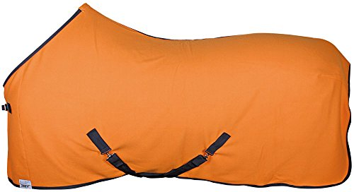 Harry\'s Horse 32204702-18145cm Fleecedecke Colors, M, orange