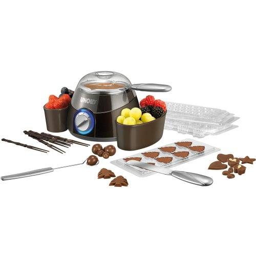 Unold 48667 - Máquina de chocolate de 250 ml, 25 W