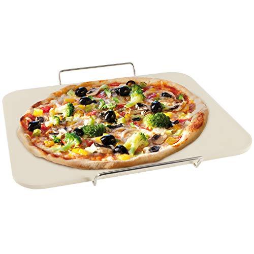 bremermann Pizzastein (rechteckig 38 x 30, Cordierit)