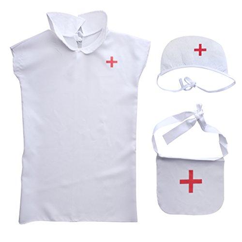 Gazechimp Kinder Krankenschwester (Krankenschwester Arzt Und Kostüme)