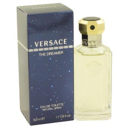 Dreamer von Gianni Versace 1,7oz (50ml) Eau de Toilette Spray für Herren (Ounce Spray 1.7 Leben)