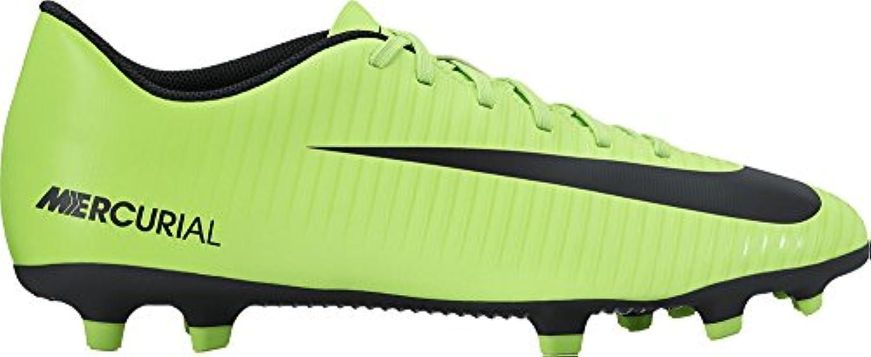 Nike Mercurial Vortex III FG, Zapatillas Deportivas para Interior para Hombre