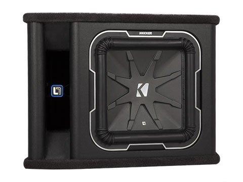 Kicker Q-Class VL7122 - 30 cm Bassreflexbox Subwoofer Car-audio-kicker