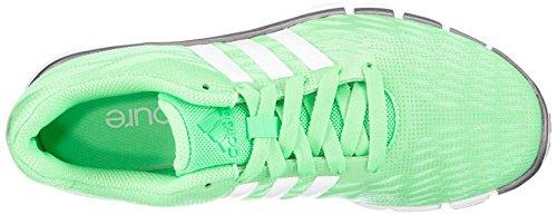 adidas 360.2 Prima Damen Hallenschuhe Grün (Light Flash Green S15/Iron Met./Flash Green S15)