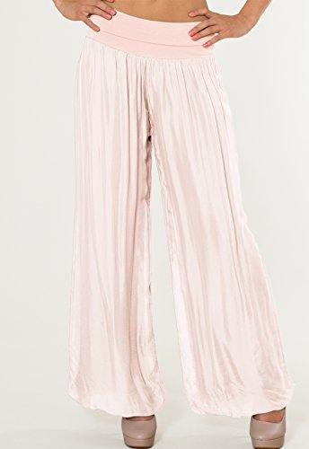 CASPAR Fashion -  Pantaloni  - Donna Rosa