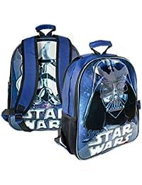 Preisvergleich für Cerdá Star Wars Kinder-Rucksack, 41 cm, Blau (Azul)