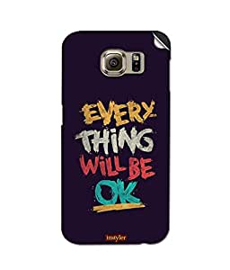 STICKER FOR SAMSUNG S6 BY instyler