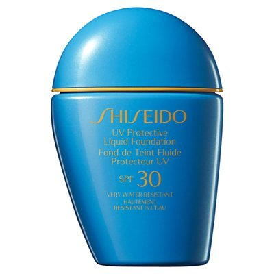 Shiseido Sun Protection Liquid Foundation