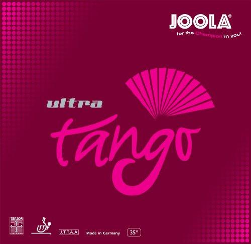 Joola RUBBER TANGO ULTRA BLACK 2,0 MM - -0, Größe:2