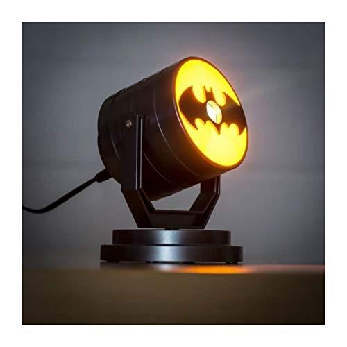 Lámpara Bat-Señal