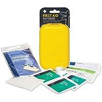 metropharm 2649.0R.M. Outdoor Erste Hilfe Set, klein, gelb Box preisvergleich bei billige-tabletten.eu